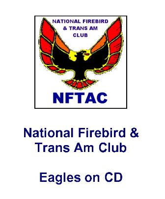 NFTAC Eagles on CD