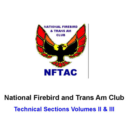 NFTAC Tech Secions Volume II & III on CD
