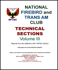 NFTAC Tech Sections Volume III