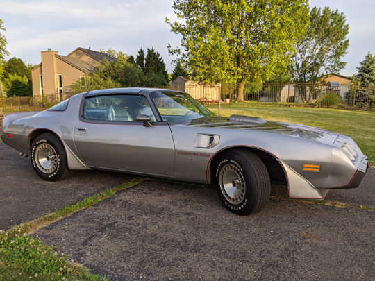 1979 Trans Am 10th Anniversary