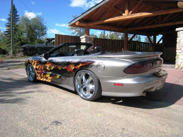 2001 Trans Am of Tennille Mather