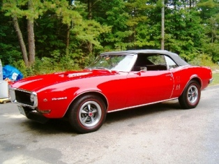 and#8216;68 Firebird of Christian Driscoll