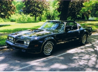 1977 Trans Am Special Edition of Dr. Anthony LaRusso