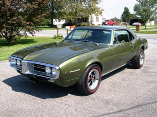 A Story And Article And Photos Of A 1967 Firebird Of