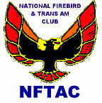 National Firebird and Trans Am Club website