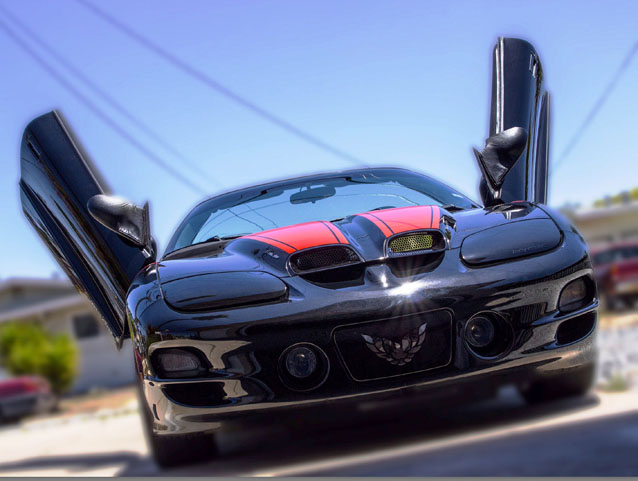 2002 Trans Am WS6 of George Bravo