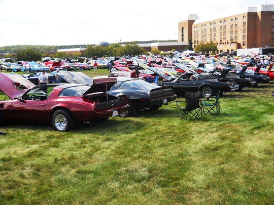 A Pontiac Celebration 2014