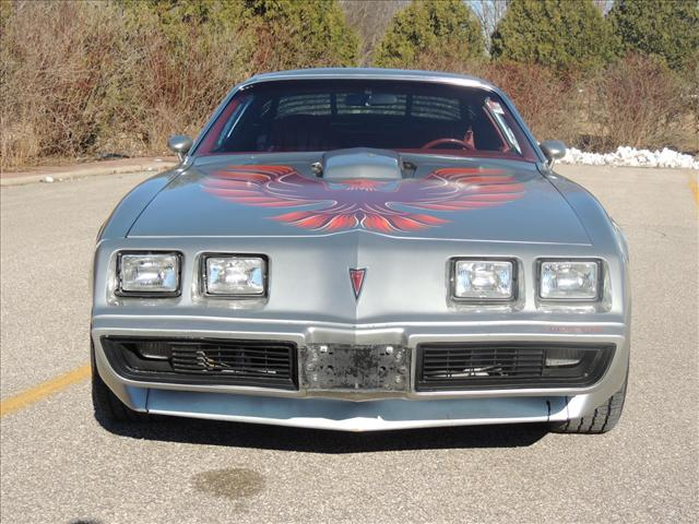 '79 Trans Am of Jose Luis Gonzalez Rosales