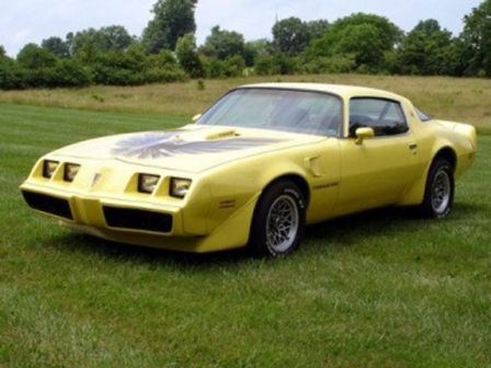 '79 Trans Am of Kim Derrenkamp