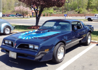 '79 Trans Am of Mike Bartholomew