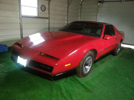 "'84 Trans Am ""Phoenix"" of Sussie Due from Bend, Oregaon"