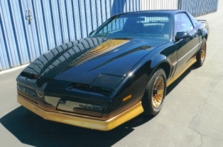 '84 Trans Am of William Payden