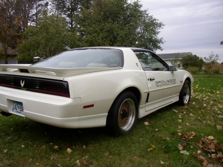 '89 Trans Am of Dave Willard