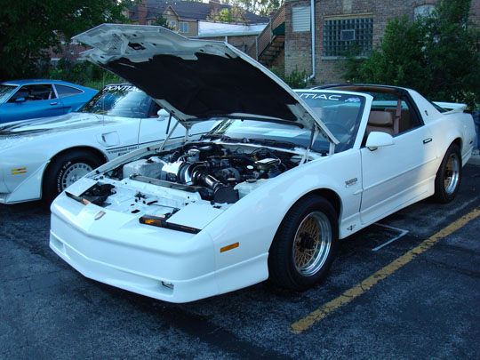 '89 Turbo Trans Am of Robert Rogacki