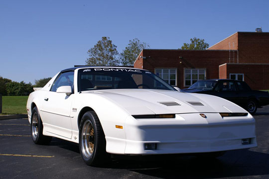 '89 Turbo Trans Am of Robert Rogacki from Westchester, Illinois