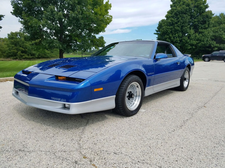 '90 Trans Am of William Skelton from Terrace, Florida