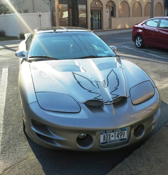 '99 Trans Am of Kyle Kelty