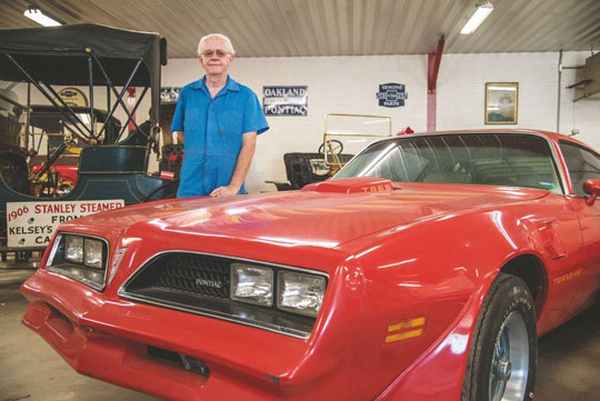 Kelsey Tires in Camdenton, Missouri and Smokey and the Bandit