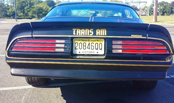 Nicky Sindora's restored and#8216;77 Trans Am Special Edition