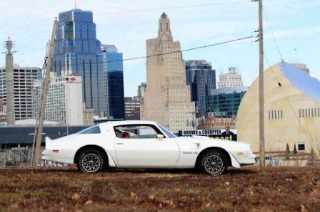 '77 Trans Am of Ryan Ortbals