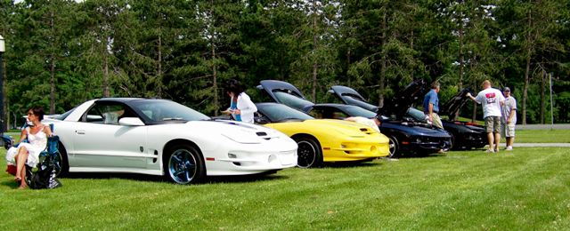 2009 All Firebird Lawn Show