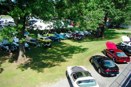 2011 9th Annual All Firebird Lawn Show
