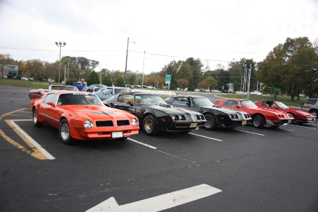 2013 NJ Trans Am Run