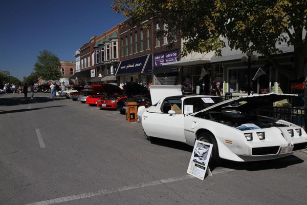 4th Annual All Pontiac Cruise and Show