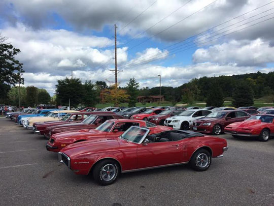 2016 Pontiac Adventures in Wisconsin Dells